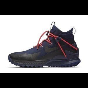 Nike Terra Sertig Boot Obsidian Mens Sz 9 - 10.5